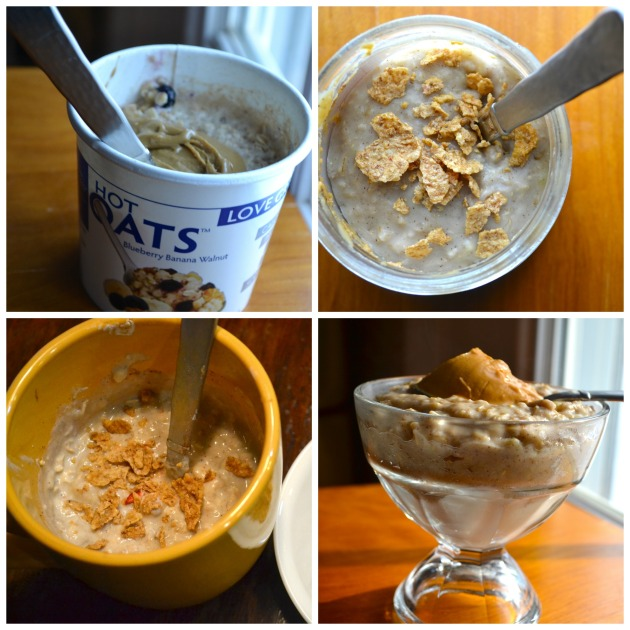 oatmeal showdown